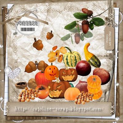 Cajoline CU4CU Autumn Mix Cajoline_fruitsdesaisons_freebie_cu